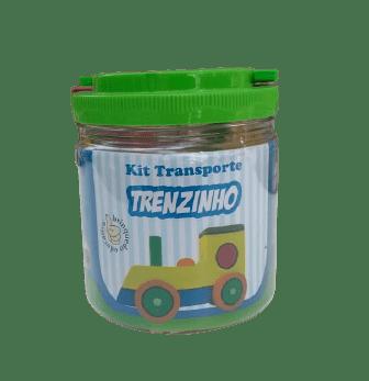 KIT TRANSPORTE - TRENZINHO