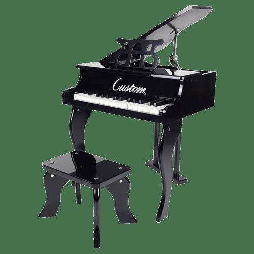 PIANO DE CAUDA - PRETO
