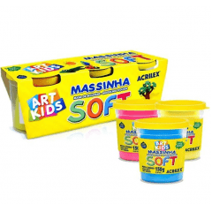 MASSINHAS - KIT 3 POTES DE 150G