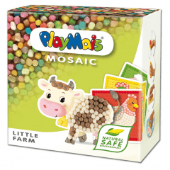 PLAYMAIS MOSAICO - LITTLE FARM