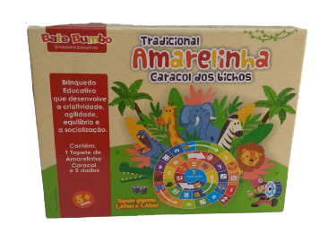 AMARELINHA CARACOL