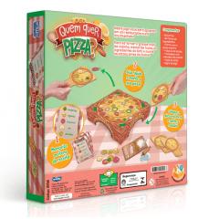 QUEM QUER PIZZA?