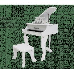 PIANO DE CAUDA - BRANCO