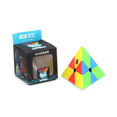 CUBO MÁGICO PIRAMINX STICKERLESS